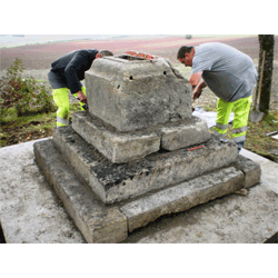 restauration de monuments